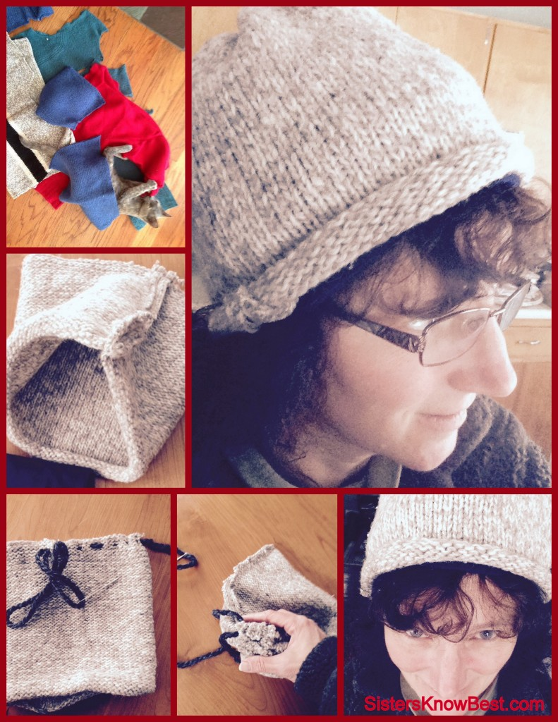 DIY Wool Hat Tutorial