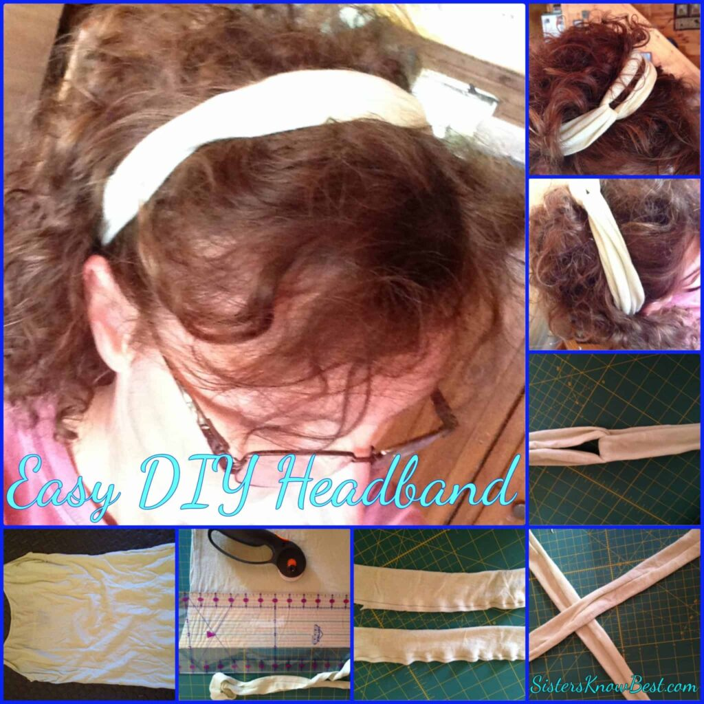 Easy DIY Headband