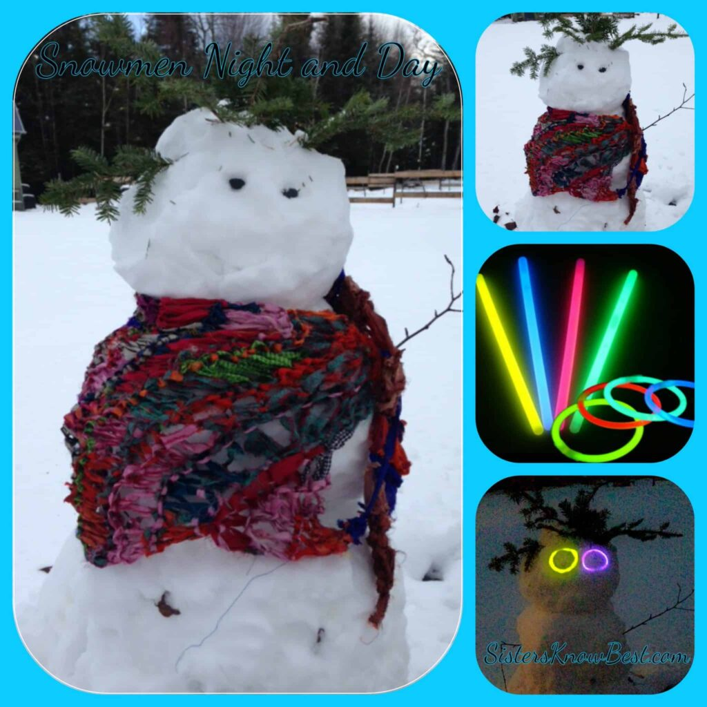 Snowmen Night and Day