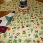 Sewing A Christmas Tree Skirt