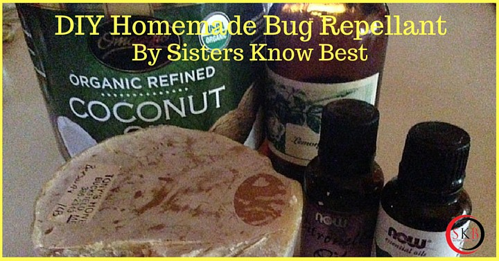 Homemade Bug Repellant