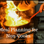 Meal Planning for Non-Cooks