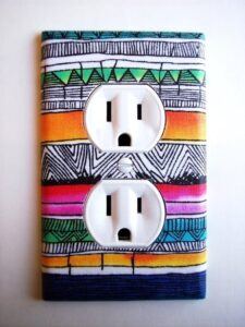 outlet cover craft