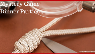 Mystery Game Dinner Parties