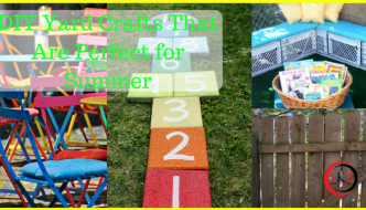 DIY Yard Crafts That Are Perfect for Summer