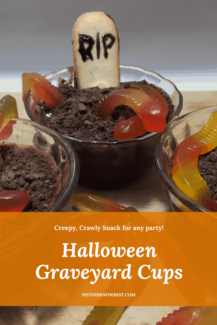 Graveyard Halloween Treats