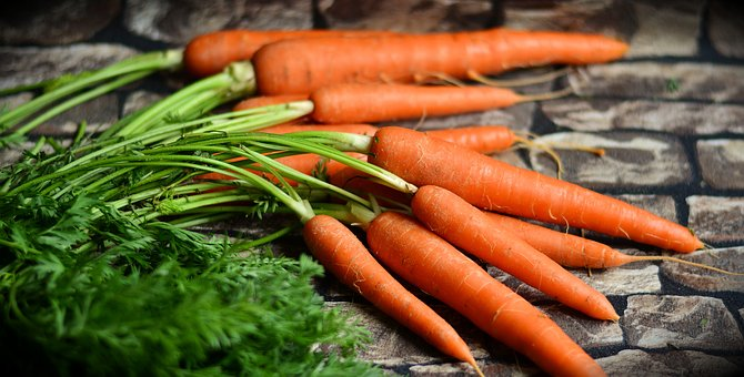 Easter Carrots Recipe
