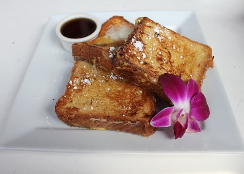 Mother's Day Menu French Toast