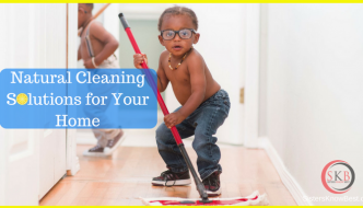 Natural Cleaning Products for Your Home by Sisters Know Best
