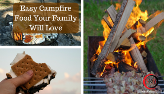 Easy Campfire Food Your Family Will Love