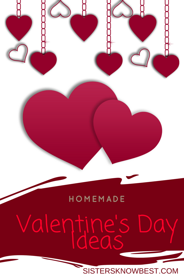 Easy Homemade DIY Valentines Day Gifts