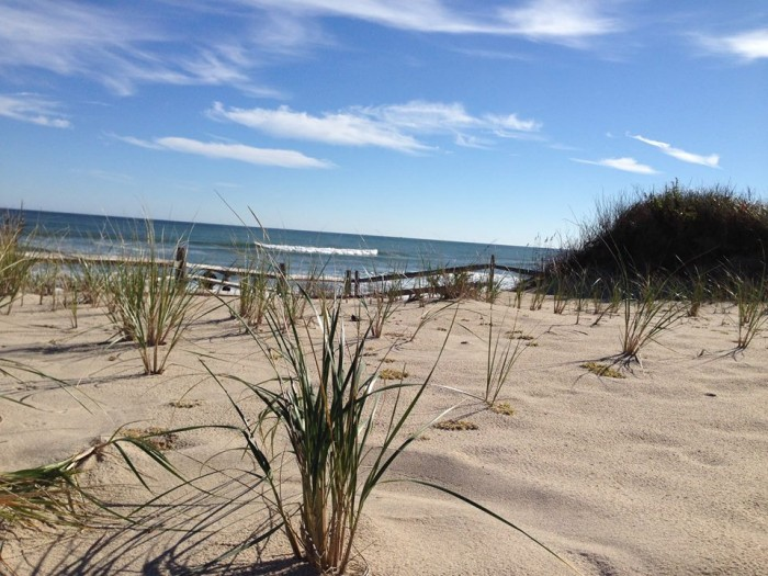 Coast Guard Beach in Eastham MA