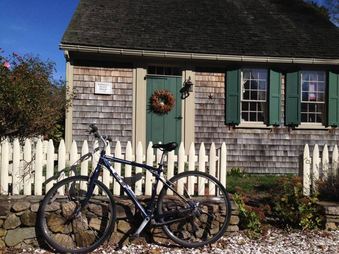 Bicyling on Cape Cod