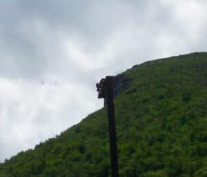 Old Man of the Mountain Franconia NH