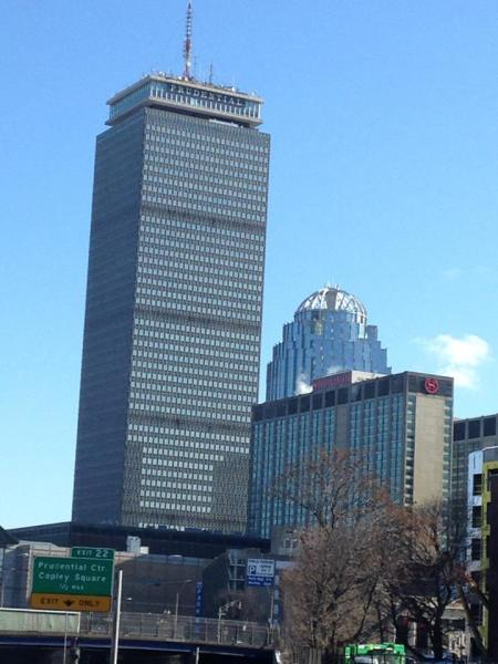 The Prudential in Boston