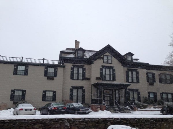 Carriage House Inn in Middletown, RI