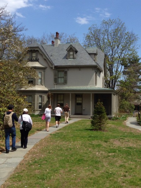 Home of Harriet Beecher Stowe