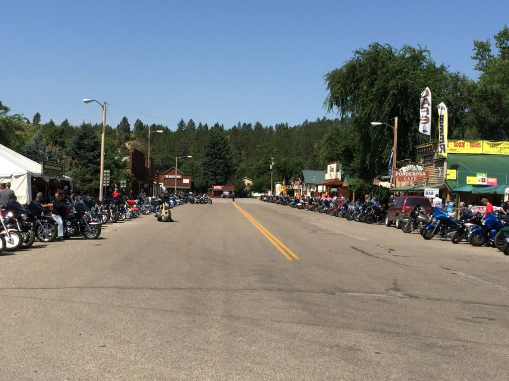 Main St Hullet Wyoming