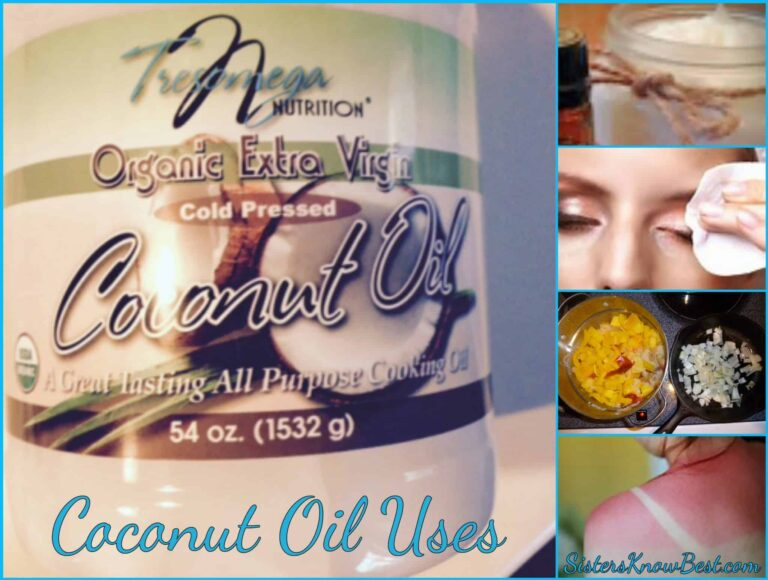 Healthy ways to use Coconut Oil