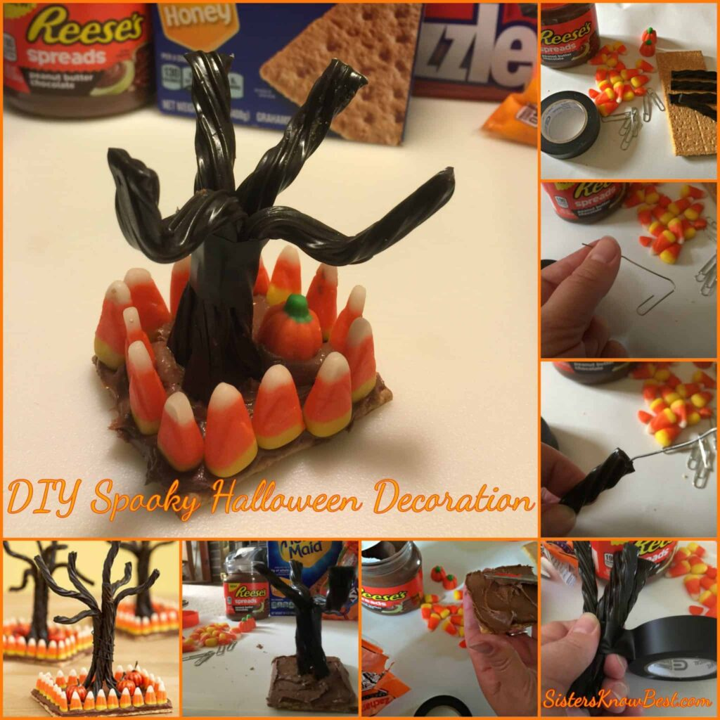 DIY Spooky Halloween Decoration