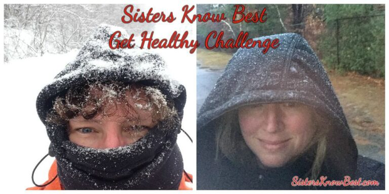 Sisters Know Best Get Healthy Challenge