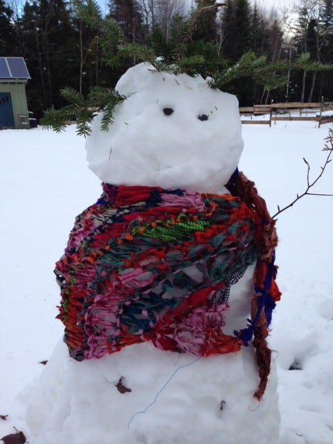Snowman by Sisters Know Best