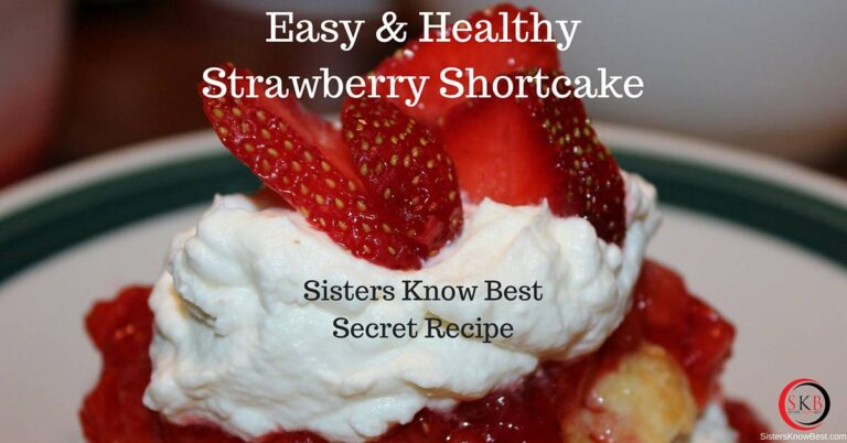 Homemade Strawberry Shortcake
