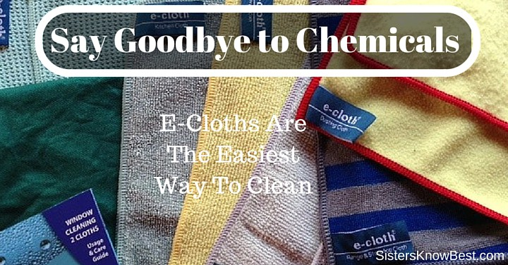 Say Goodbye to Chemicals