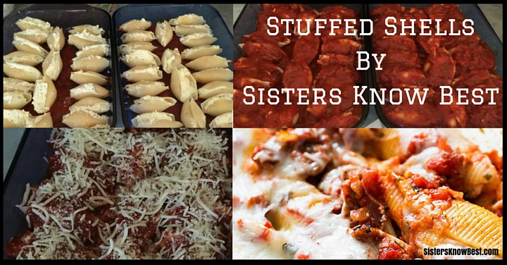 Stuffed Shell Recipes