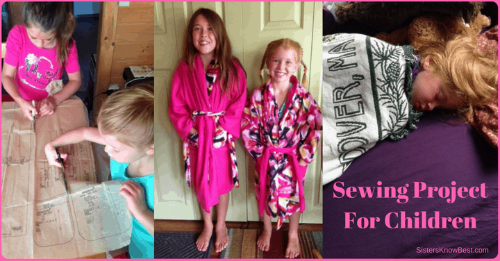 Sewing Project for Children