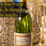 New Year's Eve Party Food, Drink, & Activity Ideas for Adults