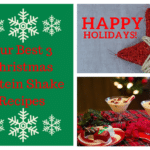 Best 3 Christmas Protein Shake Recipes by SKBrecipes.com