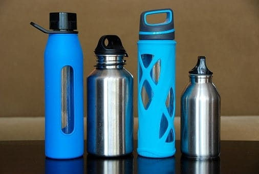 Yoga Gear Water Bottle