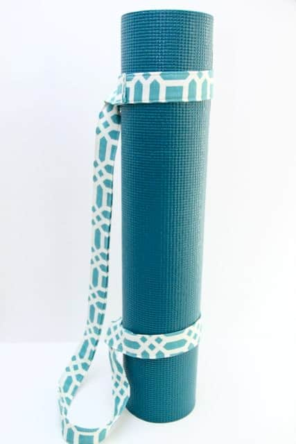 Yoga Gear DIY Mat Strap