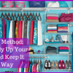 KonMari Method:  How to Tidy Your House and Keep It That Way