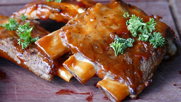 Mother's Day Menu Ribs