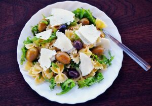 Pasta Salad Recipe - Greek