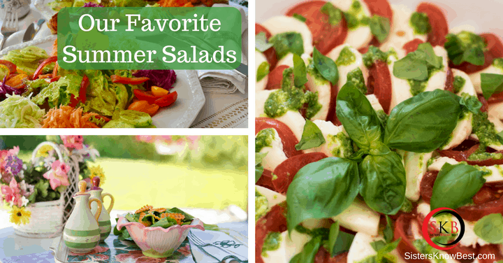 Summer Salad Roundup