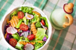 Green Salad Recipe