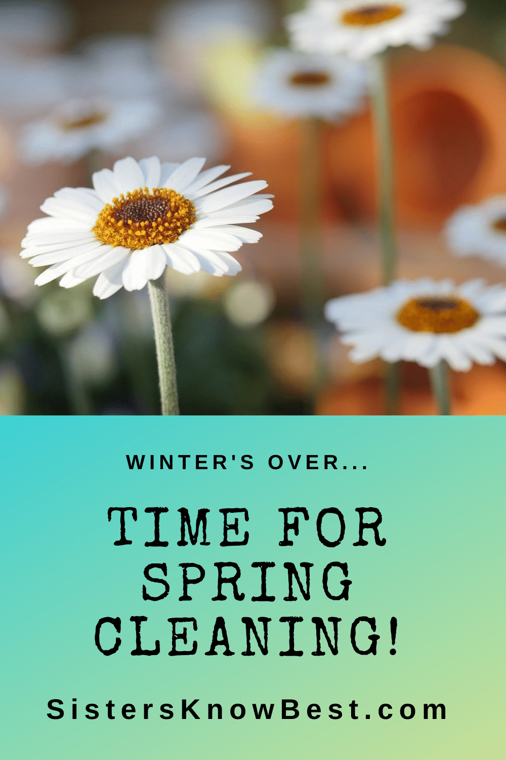 Ideas to spring clean your home