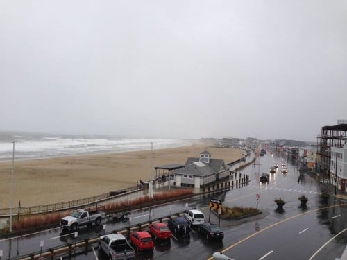 Ocean Boulevard in Hampton NH