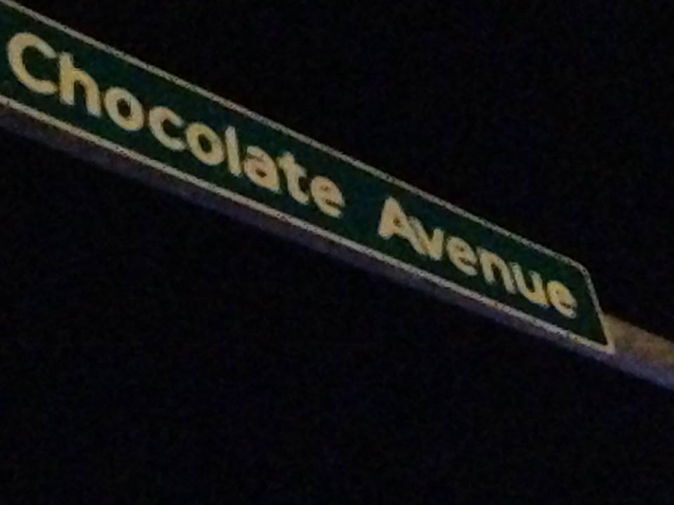 Chocolate Ave is a popular street in Hershey PA