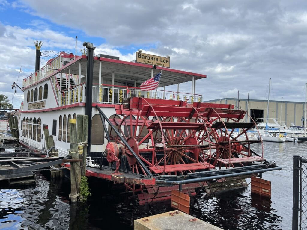 Rivership barbara-lee in Sanford Florida
