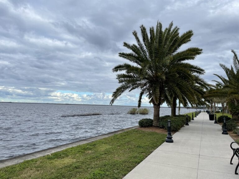 Sanford Florida Riverwalk